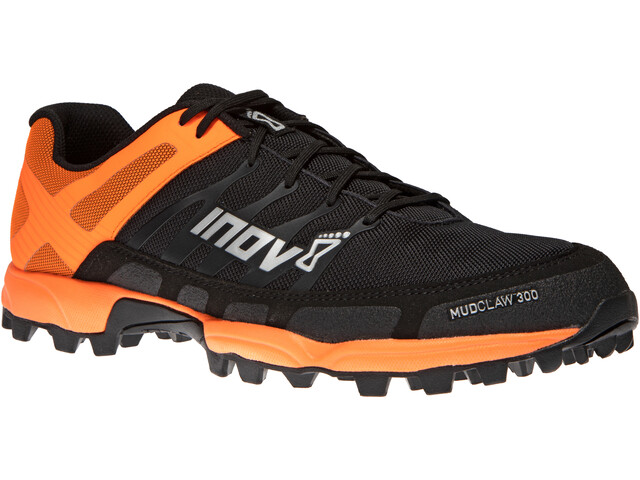 inov-8 Mudclaw 300 Schoenen Heren, black/orange